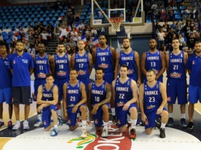 """Basket: un """"Team France"""" de 37 joueurs en vue du Mondial et des Jeux"""