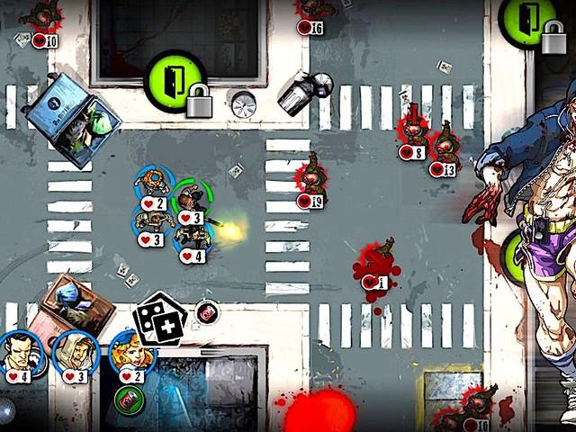 Sorties jeux : près de 30 nouveaux titres iOS, dont Agatha Knife, Zombicide, Rumble Stars Football, My Brother Rabbit, etc.