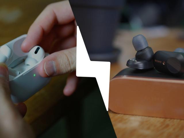 Apple AirPods Pro ou Sony WF-1000xm3 : lesquels sont les meilleurs écouteurs sans fil – Comparatif