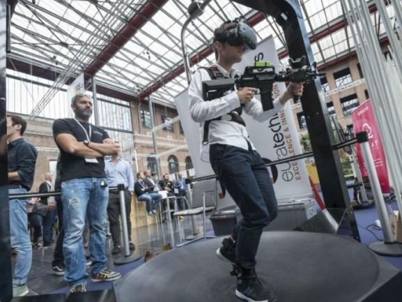 EuraTech'Day réunit des professionnels de la robotique à St Quentin