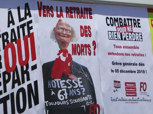 EN DIRECT DES MANIFESTATIONS : Nouvelle mobilisation contre la réforme des retraites
