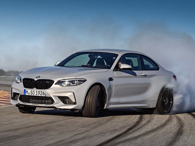 BMW M2 Competition 2019 : encore plus enivrante!