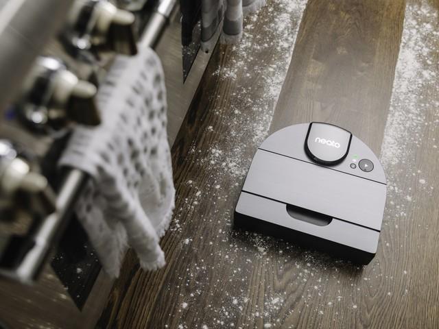 Neato D8, D9 et D10 : l'aspirateur robot continue de monter en gamme