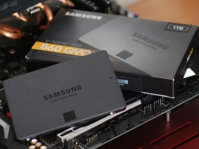 Actualité : Bon plan – SSD interne Samsung 860 Qvo 1 To à 89,90 €