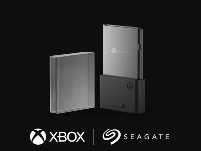 Xbox Series X|S: Seagate baisse le prix de sa carte d'extension de stockage