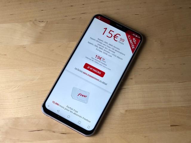 Free Mobile : une nouvelle vente privée sera lancée ce soir à 19h