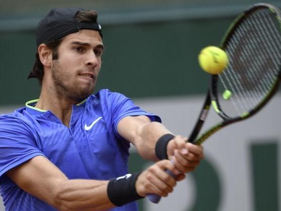 Tennis - ATP - Halle - Karen Khachanov bat Andrey Rublev et se qualifie en demi-finales du tournoi de Halle