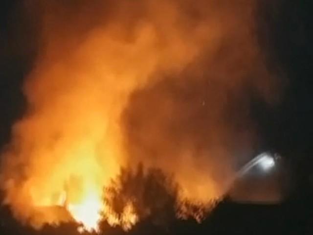 Incendie suspect à Rochefort cette nuit: un habitant de la maison manque à l'appel! (vidéo)