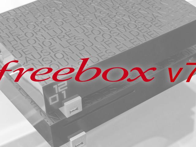 La Freebox v7 haut de gamme s'appellera-t-elle… Freebox v8 ?