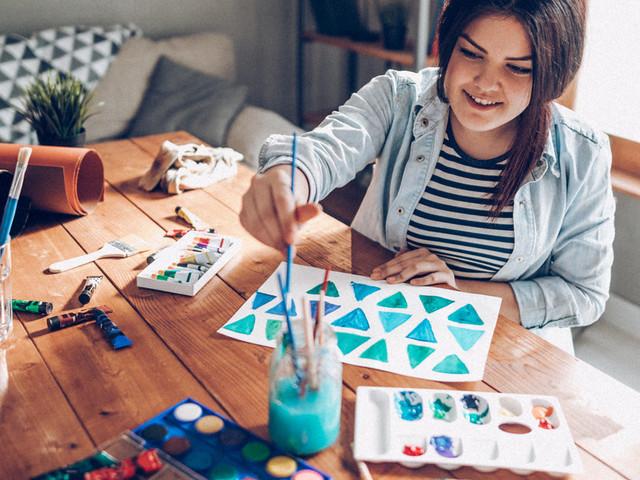 5 activités pour stimuler votre fibre artistique