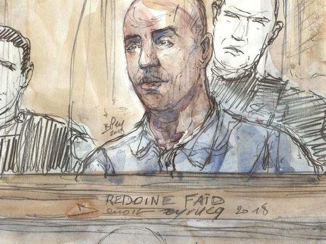 Redoine Faid en grève de la faim pour demander un changement de prison