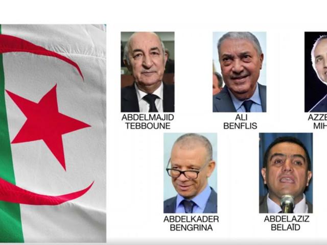 Algérie : l'unique débat entre les candidats à la présidentielle organisé vendredi soir