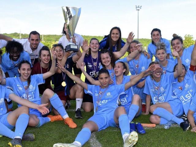 Photos. Un et deux et trois zéro pour les filles du FC Metz face à l'ASNL