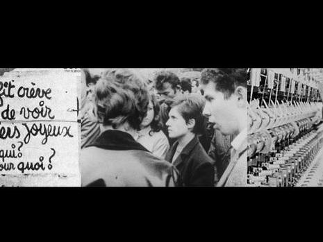 Bruno Muel raconte les groupes Medvedkine, et Jean Narboni le cinéma avant et après 1968