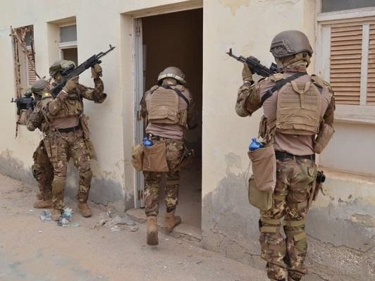 Flintlock 2020: Le Bataillon Autonome des Forces Spéciales en Mauritanie