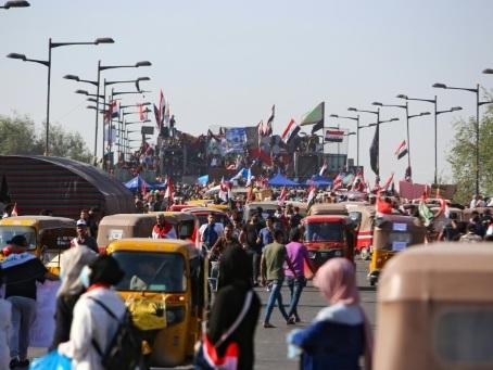 Plus de morts en Irak où internet est de nouveau coupé