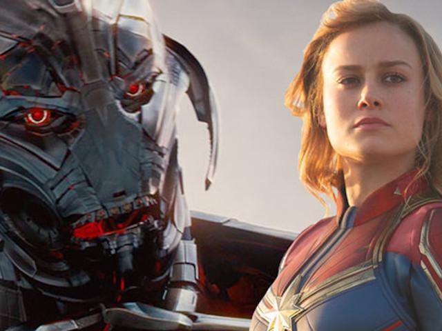 Oui, Captain Marvel devait bien apparaître pour la première fois dans Avengers : l'Âge d'Ultron !