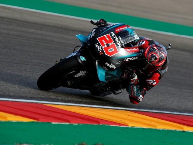 GP Japon-MotoGP: Quartararo encore deuxième derrière Marquez