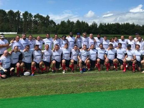 Coupe du monde de rugby: Haka, unité nationale, arbitrage scandaleux... Le XV parlementaire a affronté les All-Blacks et c'était chaud