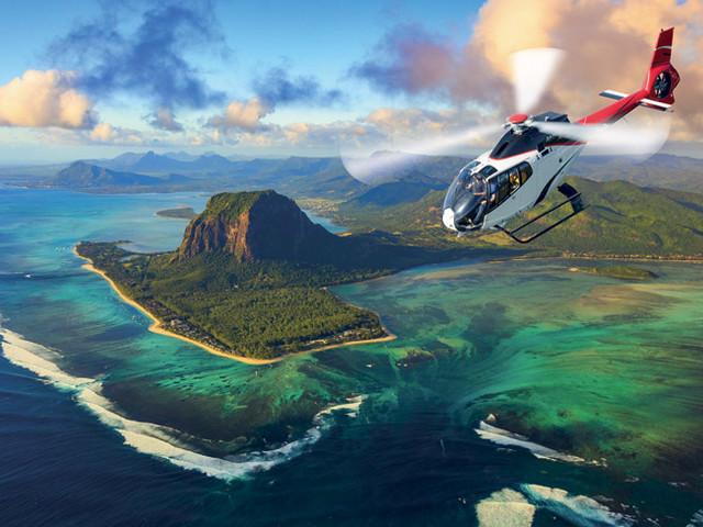 Pourquoi découvrir l'île Maurice en hélicoptère ?