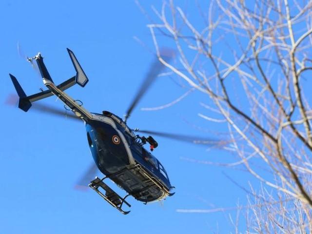 Un an ferme pour un gilet jaune qui a pointé un laser sur un hélicoptère