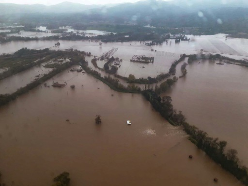 Inondations: la décrue se poursuit dans le Sud-Est, un deuxième disparu dans le Var