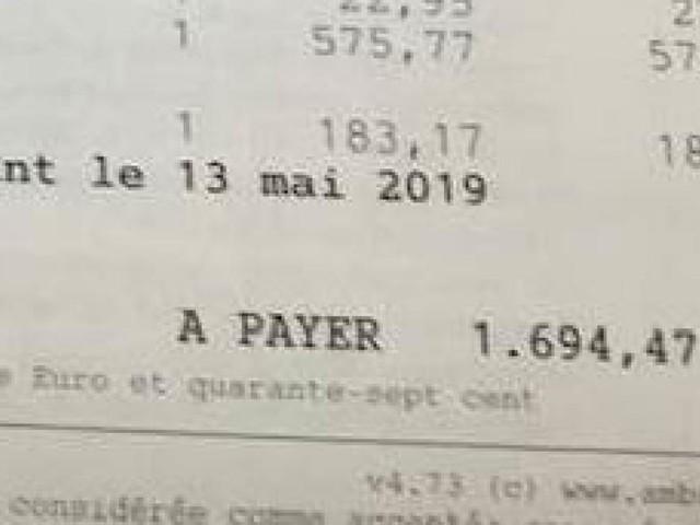 Une dame reçoit une facture de 1.700€ pour un transport en ambulance de... 14 kilomètres!