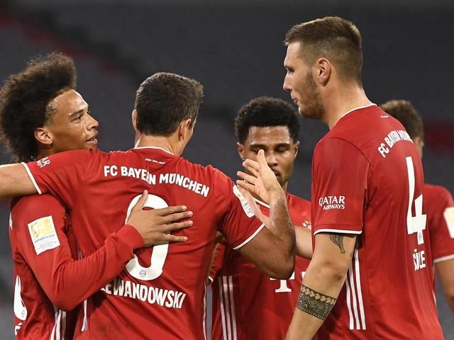 Borussia Mönchengladbach - Bayern Munich : les compositions officielles