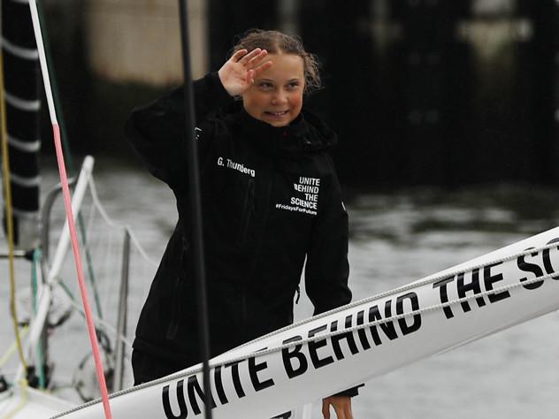 Grâce à Greta Thunberg, les voyages en voilier ont le vent en poupe