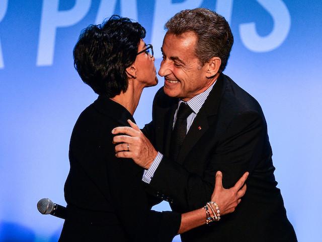 """""""Rachida, c'est la France du peuple"""" : Sarkozy, retrouvailles d'un soir autour de Dati"""