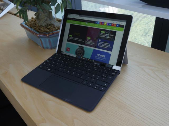 Prise en main de la Microsoft Surface Go : tout d'une Surface, sauf le prix