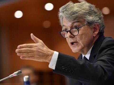 Commission européenne : Les eurodéputés valident la candidature de Thierry Breton au poste de commissaire européen