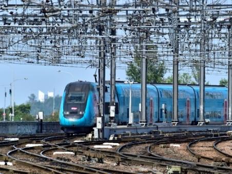 TGV Atlantique: seulement 34% des trains en circulation mardi à cause d'une grève