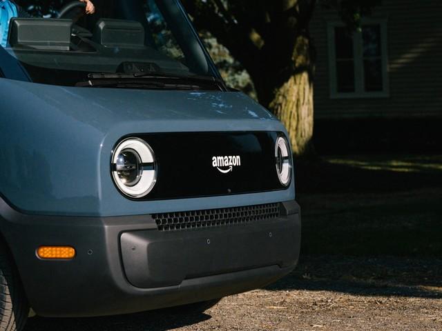 Amazon présente son premier camion électrique