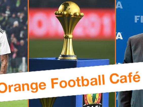 La Juventus domine l'Inter et reste invaincue, le Congo se porte candidat à l'organisation de la CAN 2019…