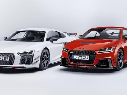 """Audi Sport lance les """"Performance Parts"""""""