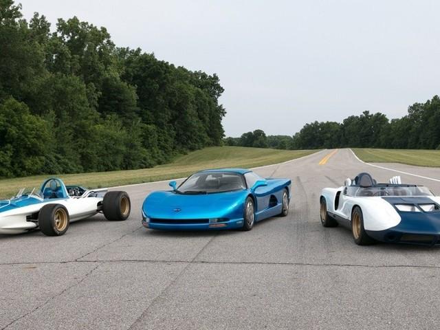 Corvette à moteur central : une idée qui ne date pas d'hier