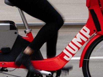 Jump, le vélo électrique qu'Uber souhaite lancer en Europe