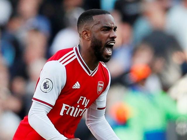 Arsenal: Lacazette de retour contre Guimaraes