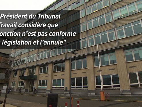 Écartée pour des faits présumés de harcèlement, la direction d'une Haute école bruxelloise va être réintégrée par décision de Justice