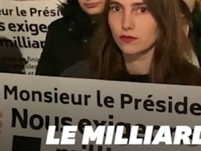 Déçu par le Grenelle, #NousToutes manifeste devant Matignon