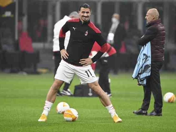 Foot - ITA - AC Milan - Zlatan Ibrahimovic dénonce l'utilisation de son nom et de son image dans le jeu FIFA