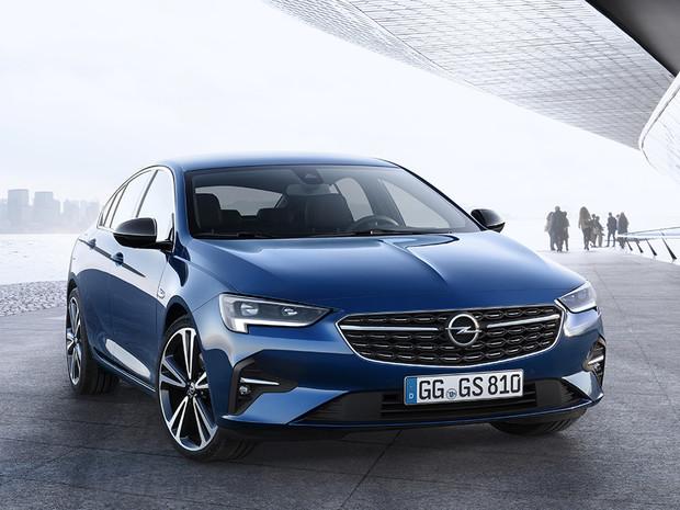 Opel Insignia : déjà un (léger) restylage
