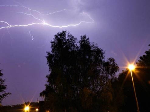 Prévisions météo: les averses orageuses de retour dès ce lundi