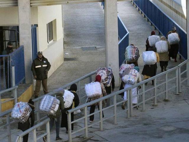 Sebta-Melilla : vers la fin du commerce de la contrebande ?