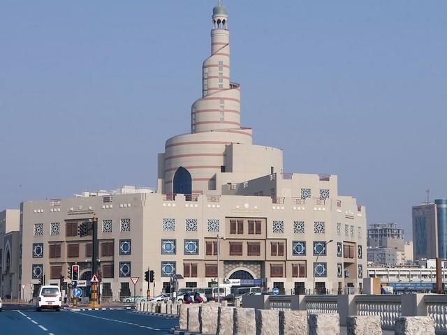 Face à la hausse des températures, le Qatar climatise ses rues