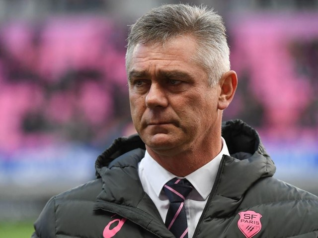 Stade français : Meyer et son staff écartés