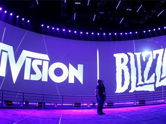 Activision Blizzard licencierait des centaines d'employés
