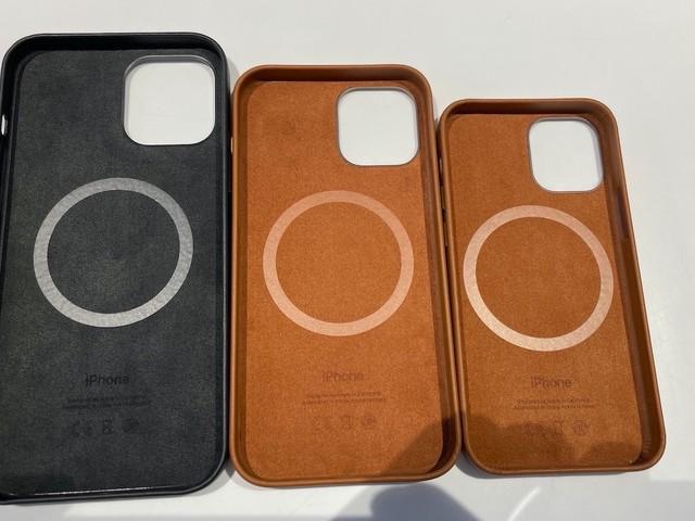 iPhone 12 : la coque MagSafe en cuir d'Apple se dévoile en vidéo