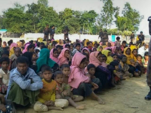 Bangladesh: nouvelles arrivées de Rohingyas de Birmanie